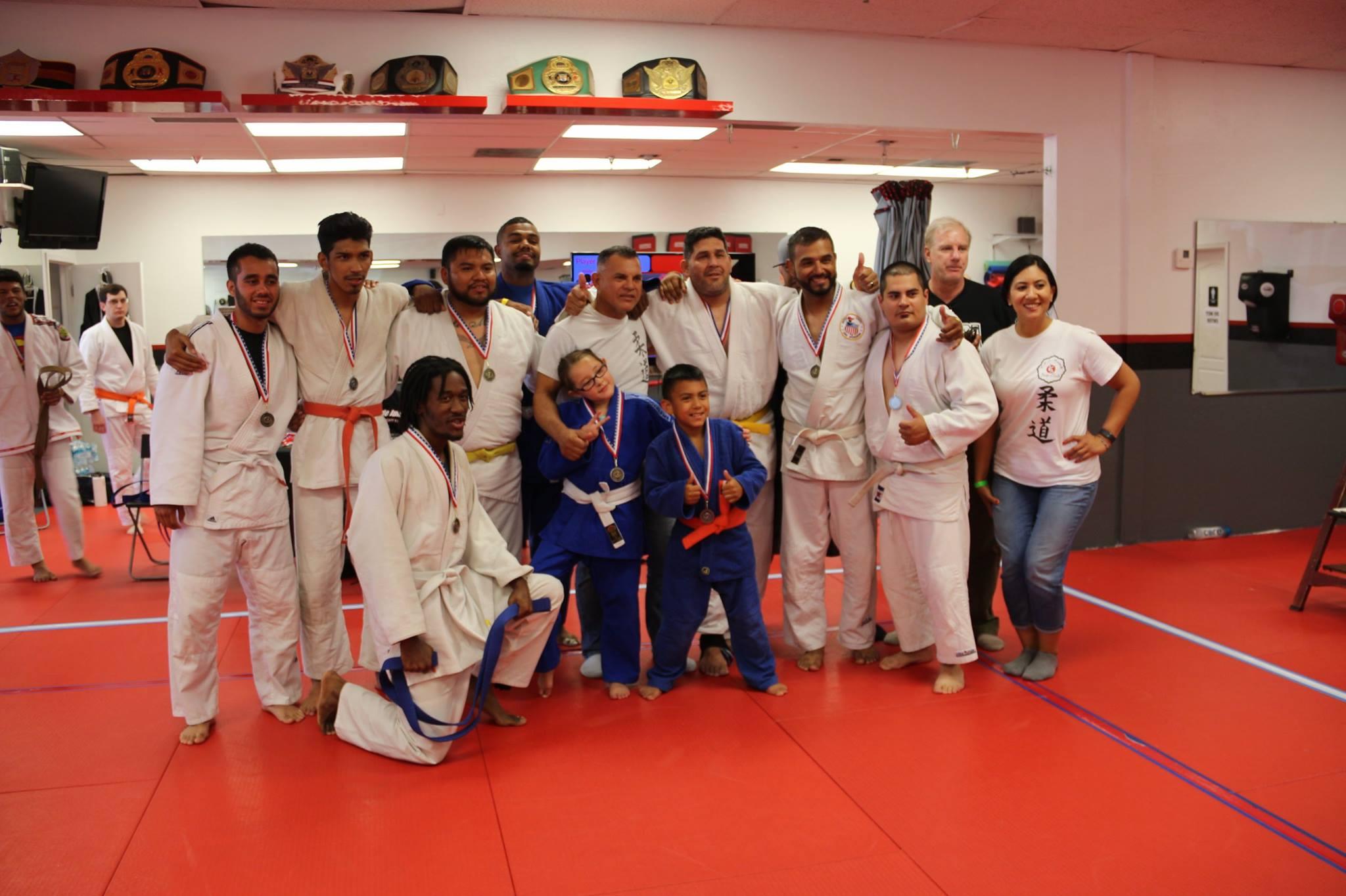 Brag Judo at Sitan