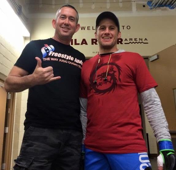 Coach Decker MMA Fights